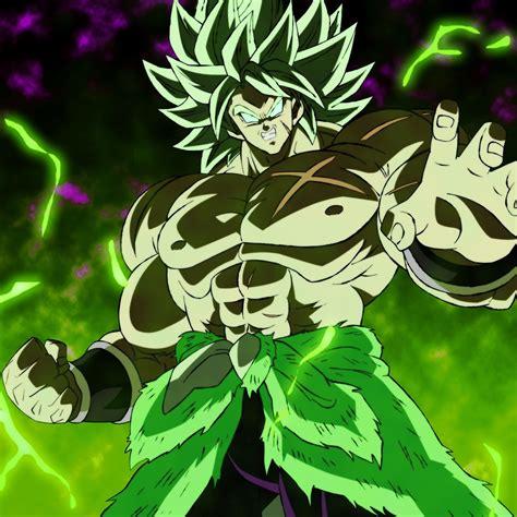 legendary super saiyan dragon ball super broly
