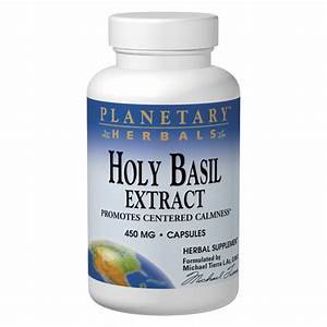 Phoenix Herb Company   Holy Basil Extract Capsules
