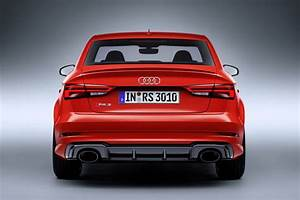 Audi Rs3 Sedan : 2018 audi rs3 sedan car review top speed ~ Medecine-chirurgie-esthetiques.com Avis de Voitures