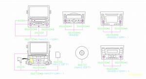 86201aj61a - Radio Control Unit