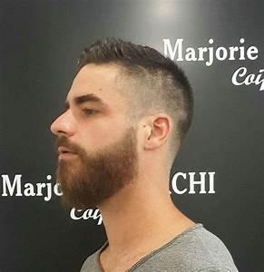Dégradé Barbe Homme : d grad am ricain homme taille barbu barbe barbe white man et face ~ Melissatoandfro.com Idées de Décoration