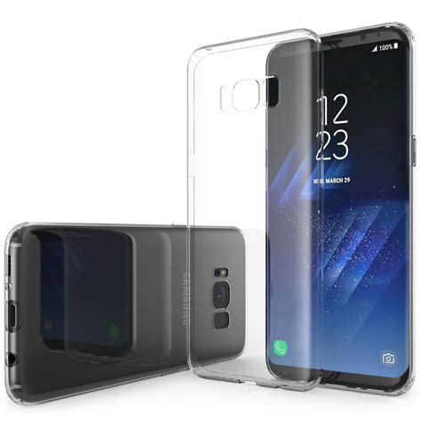 yousave accessories samsung galaxy s8 ultra thin gel clear yousave accessories
