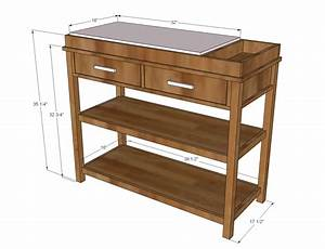 changing table woodworking plans - WoodShop Plans