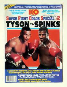 Mike Tyson vs Spinks