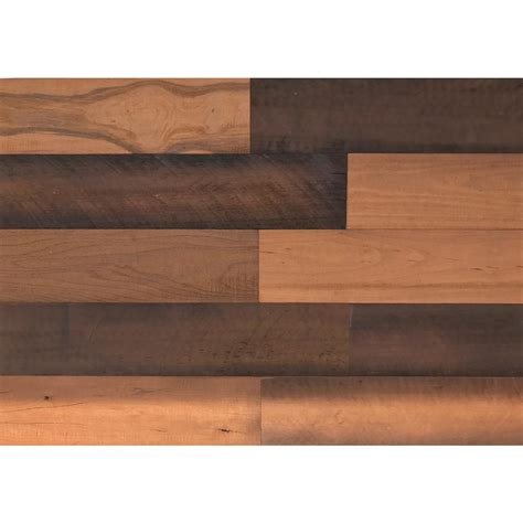 ft brown reclaimed easy paneling  barn wood wall plank design