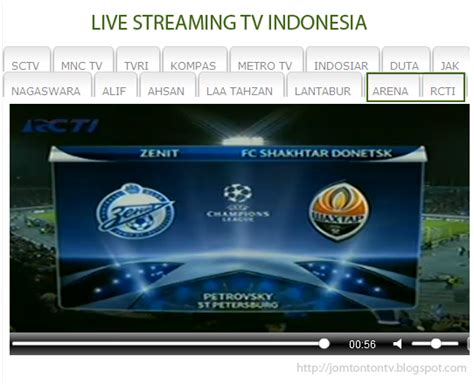 Live Streaming Acara Sukan Sea 2011 Dari Jakarta Jom