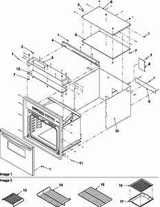 Amana Aocs3040ww Wall Oven Timer