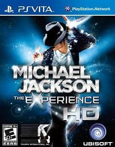 Michael Jackson  The Experience Hd - Playstation Vita