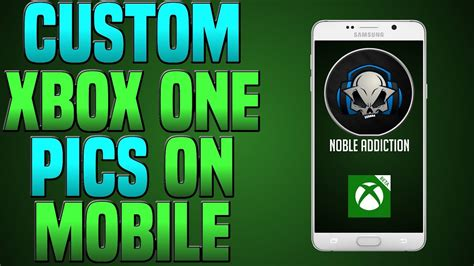 Best Fastest Way To Get Xbox One Custom Gamer Pics Youtube