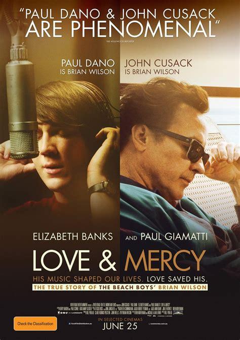 love mercy dvd release date redbox netflix itunes