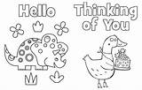 Cards Printable Coloring Highlights Thinking Pages Printables Thank Activities Parents Card Friends Colouring Teacher Nursing Print Postcards Children Things Friend sketch template