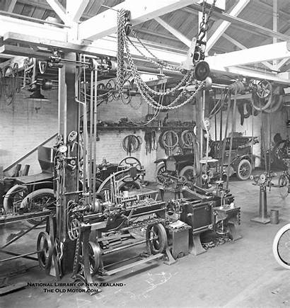 Machine Garage Tools Shops Antique Machinery Machines