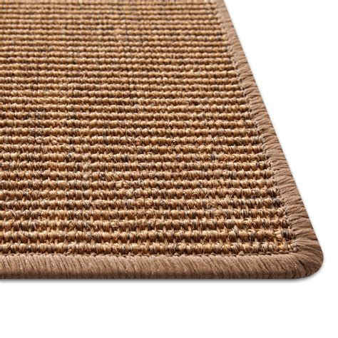 tapis griffoir chat sisal naturel tabac tapistar fr