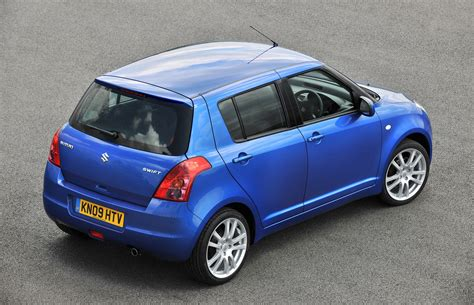 Suzuki Swift Hatchback Review (2005  2011) Parkers