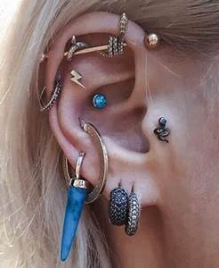 The Complete Guide To The Different Types Of Ear Piercings