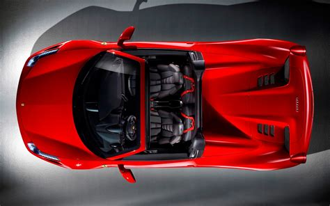 It is available in 10 colors, 1 variants, 1 engine, and 1 transmissions option: Ferrari 458 Spider - 2011 Frankfurt Motor Show - Motor Trend