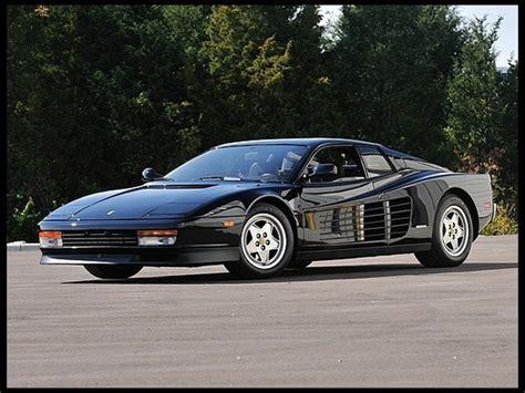 Black Testarossa by Testarossa Black In 2 Motorsports