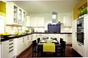 Küche Weiß Hochglanz L Form : moderne landhausk chen l form ~ Bigdaddyawards.com Haus und Dekorationen