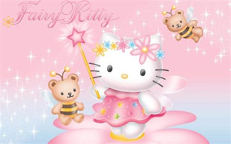 hello kitty wallpapers widescreen wallpapers