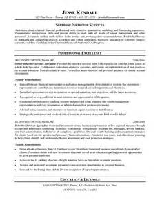 cfa reference on resume resume for collections