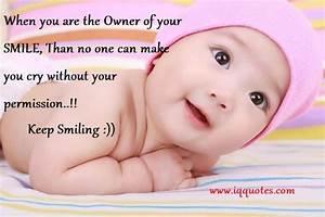 Cute Baby Quotes | Cute Baby Quote | Cute Baby Quotations