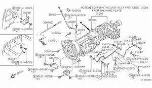 2001 Nissan Xterra Parts Diagram
