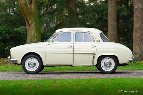 Renault Dauphine, 1957 - Welcome to ClassiCarGarage