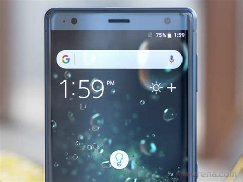 sony xperia xz2 review lab tests display battery
