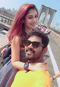 Vignesh Shivn spends his birthday with rumoured girlfriend ...