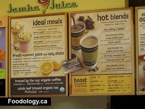 jamba juice beats canadas jugo juice booster juice