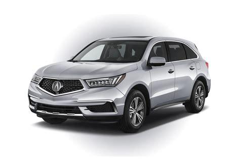 2018 Acura Mdx  Michigan Acura Dealers  Thirdrow Luxury Suv