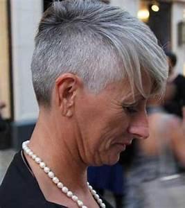 Aschblond Dunkelblond Unterschied : kurze graue haare ~ Frokenaadalensverden.com Haus und Dekorationen
