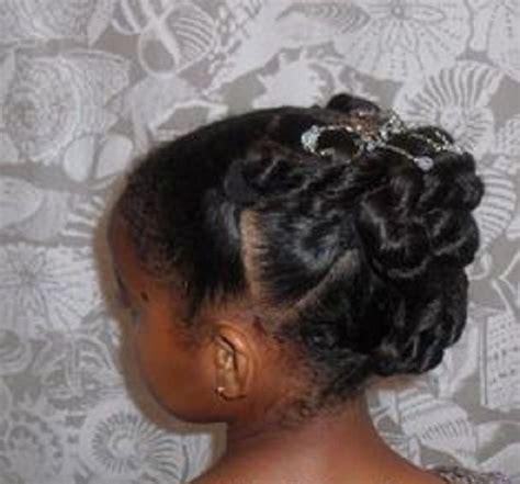 black girls wedding hair styles  hairstyles