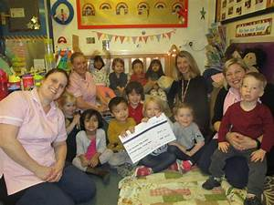 Nursery tops last year's fundraising total for The Sick ...
