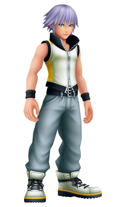 Riku Kingdom Hearts Insider