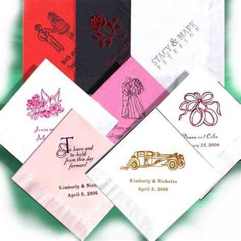 Cheap Wedding Napkins Some Creative Ideas Elasdress
