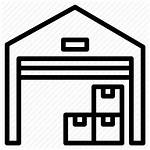 Warehouse Factory Icon Icons Editor Open Logistics