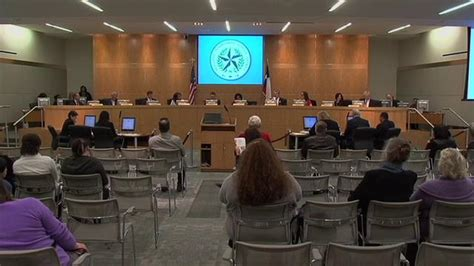 Hisd Board To Merge Exemplary And Struggling Middle