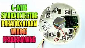 4 Wire Smoke Detector Wiring Diagram