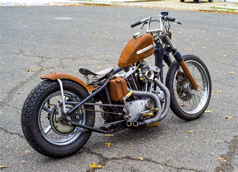 1974 Ironhead By Mikey Phomopatupe