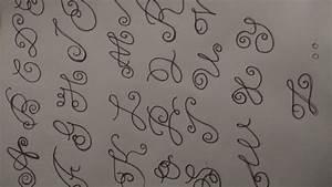 Stylish Alphabet A To Z Stylish Alphabets, How To Design A ...