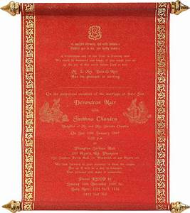 Indian wedding invitation card the great indian wedding for Indian wedding invitations online maker