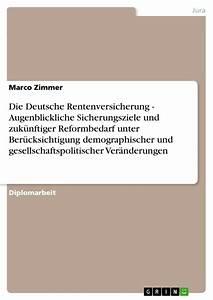 Waisenrente Berechnen : die deutsche rentenversicherung augenblickliche sicherungsziele hausarbeiten publizieren ~ Themetempest.com Abrechnung