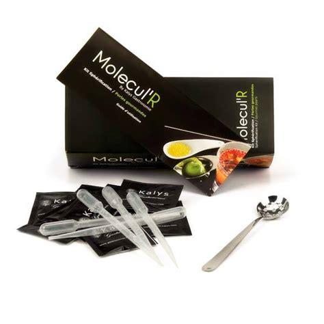 kit de cuisine moleculaire kit de sph 233 rification kalys cuisine mol 233 culaire kalys gastronomie