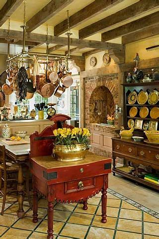 european country kitchens 66 best images about pot racks on pot racks 3607