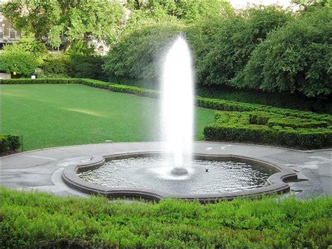 large outdoor garden fountains large outdoor garden
