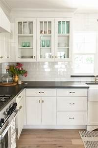 25 best ideas about white counters on pinterest white With kitchen colors with white cabinets with ups stickers