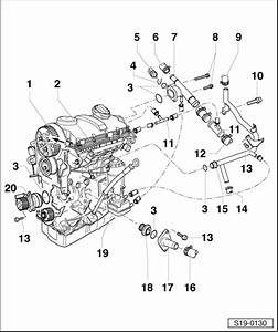 cylinder head removal for new beetle golf jetta mk4 a4 With skoda engine diagram