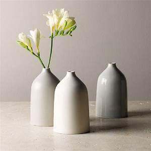 Vases Design Ideas: Popular White Ceramic Vases Wholesale
