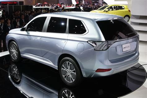 Mitsubishi's Concept Px-miev Ii Plug-in